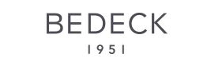 Bedeck Coupons & Promo Codes