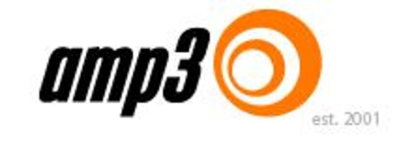 AMP3 Coupons & Promo Codes