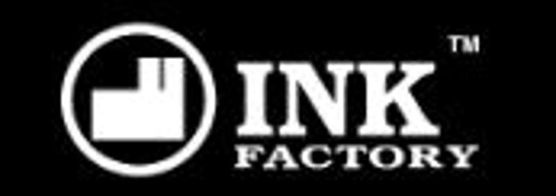 Ink Factory Coupons & Promo Codes