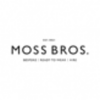 Bros Discount Code,Moss Bros 10% OFF First Order